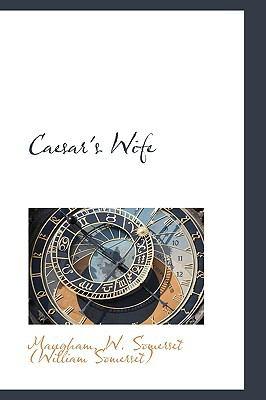 Paperback Caesar's Wife Book