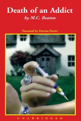 Death of An Addict (Hamish Macbeth) 0788734865 Book Cover