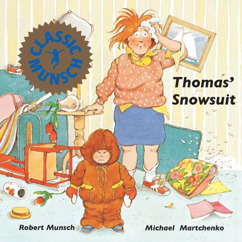 Thomas' Snowsuit (0920303323 4011801) photo