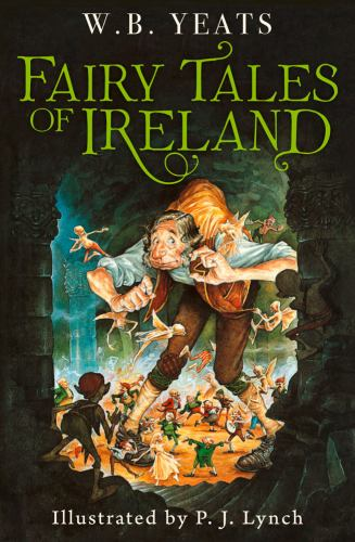 Fairy Tales of Ireland 0008253048 Book Cover