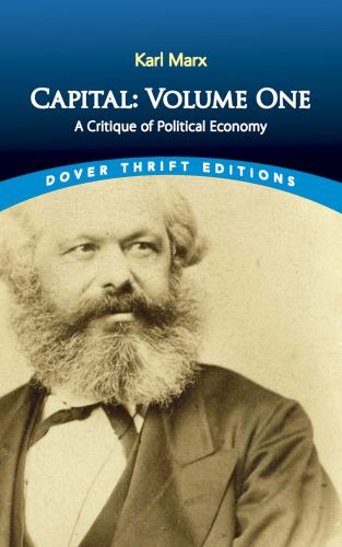 Paperback Capital: Volume One : A Critique of Political Economy Book