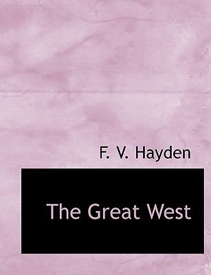 Paperback The Great West Book