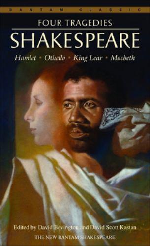 Shakespeare: Four Tragedies: Hamlet/Othello/Kin... 0812457307 Book Cover