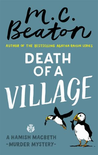 Death Of A Village 1472124545 Book Cover