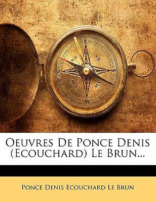 Paperback Oeuvres de Ponce Denis le Brun Book