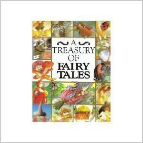 A Treasury of Fairy Tales 189825026X Book Cover
