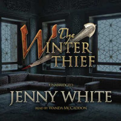 The Winter Thief (A Kamil Pasha Novel)(Library Edition) - Jenny White