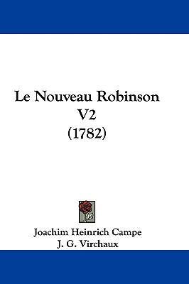 Hardcover Le Nouveau Robinson V2 Book