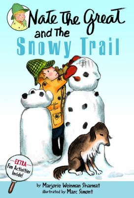 Nate the Great and the Snowy Trail - Book #7 of the Nate the Great