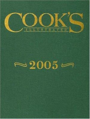 Cook's Illustrated 2005 - Book  of the Cook's Illustrated Annuals