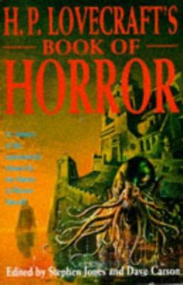H.P. Lovecraft's Book of Horror 1854872311 Book Cover