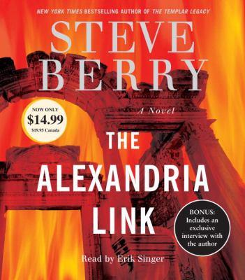 The Alexandria Link: A Novel - Berry, Steve