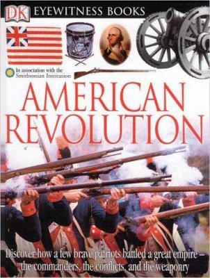 American Revolution - Book  of the DK Eyewitness Books