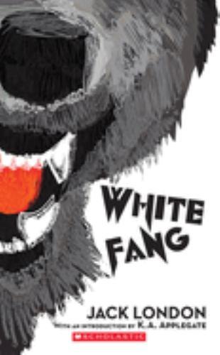 White Fang (Scholastic Classics) 0439236193 Book Cover