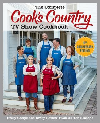 The Kitchen Tv Show the complete cook's country tv show bookamerica's test kitchen