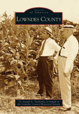 Lowndes County - Book  of the Images of America: Georgia