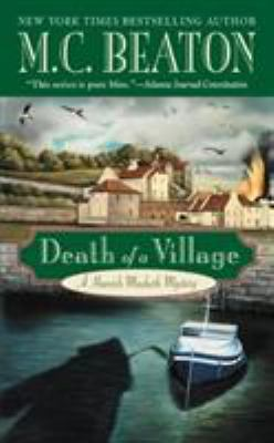 Death of a Village 0446613711 Book Cover