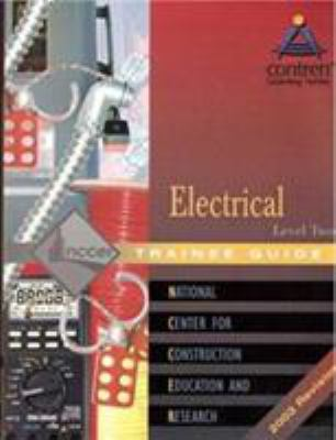 Electrical Level 2 Trainee Guide book by NCCER