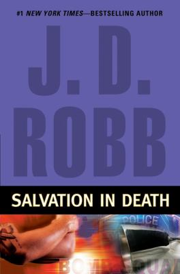 Hardcover Salvation in Death Book