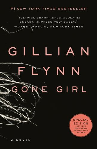Paperback Gone Girl Book