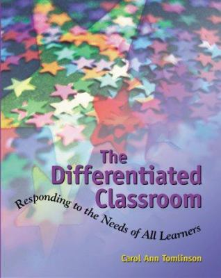 The Differentiated Classroom Responding Book By Carol Ann Tomlinson