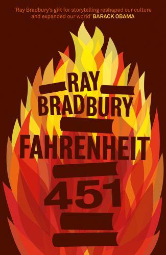 Fahrenheit 451 (Flamingo Modern Classics) 0006546064 Book Cover