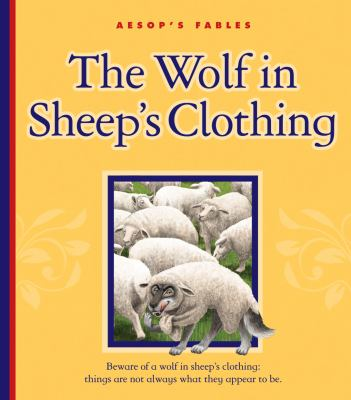 Library Binding The Wolf in Sheep's Clothing Book