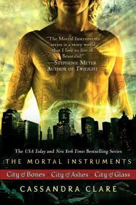 The Mortal Instruments Boxed Set: City of Bones; City of Ashes; City of Glass - Book  of the Mortal Instruments