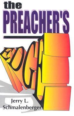The Preacher's Edge - Jerry L. Schmalenberger