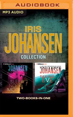 Iris Johansen Sleep No More And Taking Eve 2 In 1 Collection