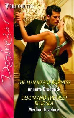 Mass Market Paperback The Man Means Business, Devlin and the Deep Blue Sea Book