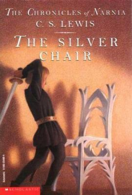 Paperback The Silver Chair Book