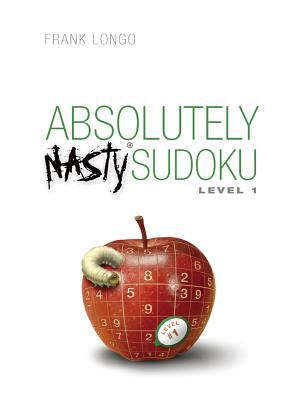 mensa absolutely nasty sudoku level 1 book by frank longo rh thriftbooks com Sudoku Puzzle Grid Sudoku Puzzles