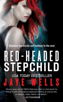 Mass Market Paperback Red-Headed Stepchild Book