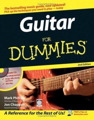 Paperback Guitar for Dummies Book