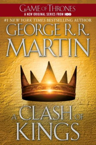 Paperback A Clash of Kings Book