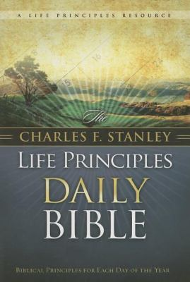 Paperback Life Principles Daily Bible Book