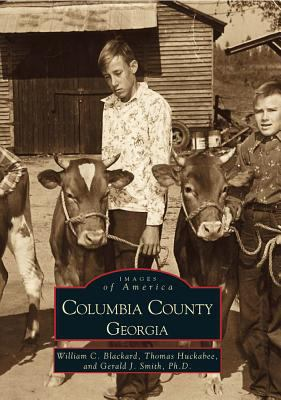 Columbia County - Book  of the Images of America: Georgia