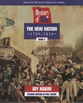 Paperback The New Nation, 1789-1850 Book
