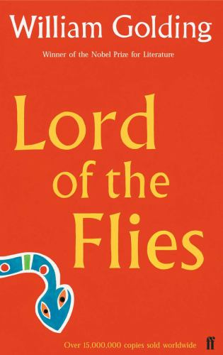 Lord of the Flies 0571056865 Book Cover
