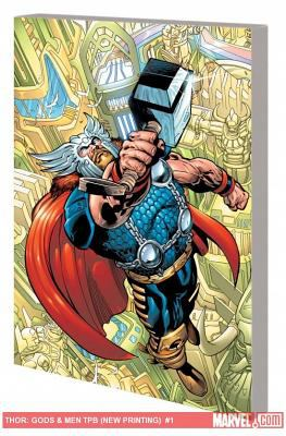 Thor Vol  6: Gods and Men book by Dan Jurgens