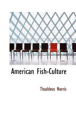 Paperback American Fish-Culture Book