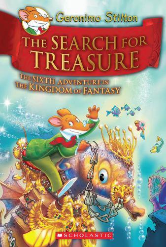 The Search for Treasure book by Geronimo Stilton
