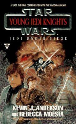Jedi Under Siege - Book  of the Star Wars Legends