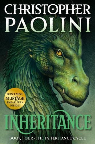 Paperback Inheritance Book
