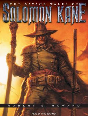 the-savage-tales-of-solomon-kane B007CGOBOQ Book Cover