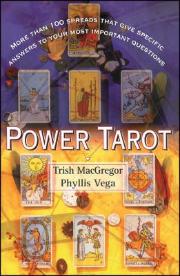 db4ec9a10 Power Tarot: More Than 100 Spreads That... book by Trish MacGregor
