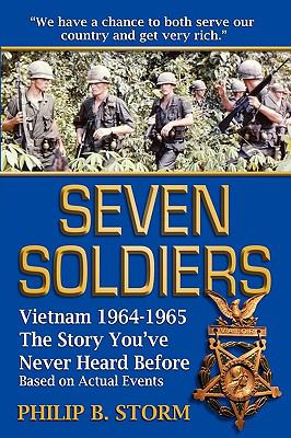 Seven Soldiers - Philip B. Storm