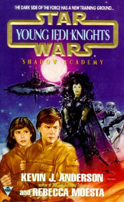 Shadow Academy - Book  of the Star Wars Legends