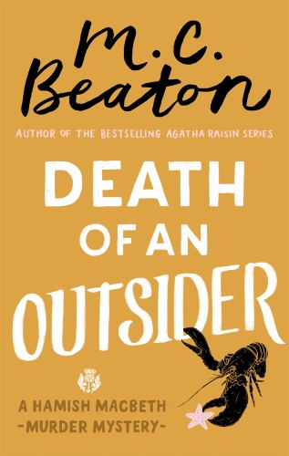 Death Of An Outsider 1472124081 Book Cover